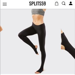 Worn twice Split 59 tendu workout legging